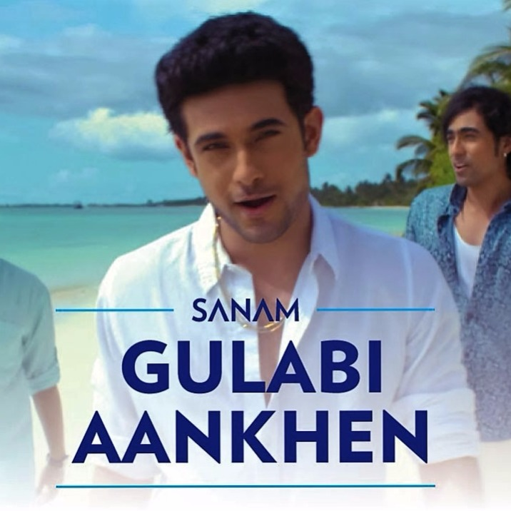 Gulabi Aankhein Jo Teri Dekhi Piano Notes | Sanam | Easy |
